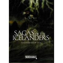 Sagas of the Icelanders - Le jeu de rôle (jdr 500 Nuances de Geek en VF) 001