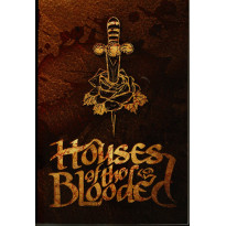 Houses of the Blooded - The Roleplaying Game (jdr de John Wick en VO)