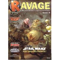 Ravage N° 8 (le Magazine des Jeux de Figurines Fantastiques)
