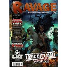 Ravage N° 7 (le Magazine des Jeux de Figurines Fantastiques en VO)