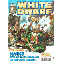 White Dwarf N° 81 (magazine de jeux de figurines Games Workshop en VF)