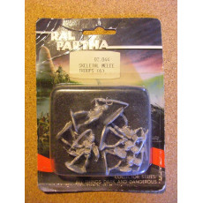 Skeletal Melee Troops (blister de figurines Fantasy Ral Partha)
