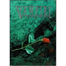 Vampire La Mascarade - Livre de Règles (jdr 3e édition couverture souple en VF)