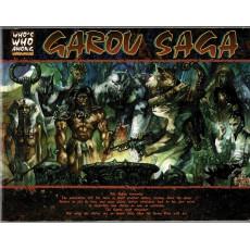 Garou Saga - Who's Who among Werewolves (jdr Werewolf The Apocalypse en VO)