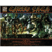 Garou Saga - Who's Who among Werewolves (jdr Werewolf The Apocalypse en VO)