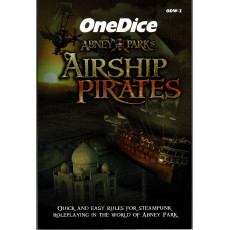 Airship Pirates - Abney's Park (jdr OneDice en VO)