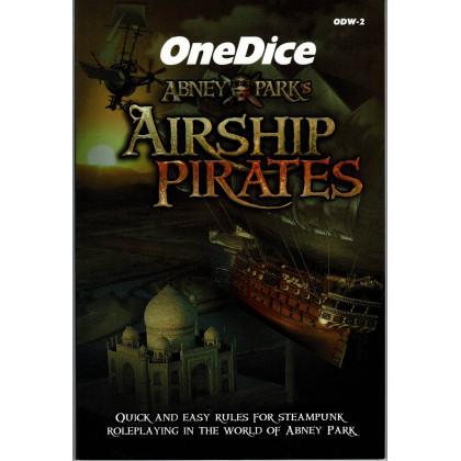 Airship Pirates - Abney's Park (jdr OneDice en VO) 001