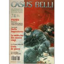 Casus Belli N° 74 (1er magazine des jeux de simulation)