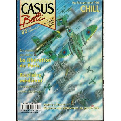 Casus Belli N° 82 (magazine de jeux de rôle) 010