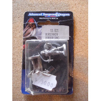 Berserker Barbarians (blister figurines AD&D Miniatures de Ral Partha)