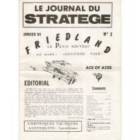 Le Journal du Stratège N° 3 (revue de jeux d'histoire & de wargames)