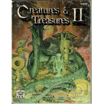 Creatures & Treasures II (jdr Rolemaster en VO)