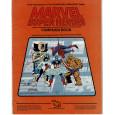 Marvel Super Heroes - Campaign Book (jdr TSR en VO) 001