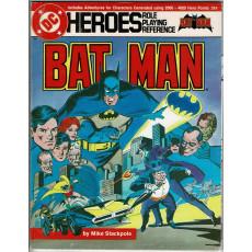 Batman - DC Heroes RPG (jdr de Mayfair Games en VO)