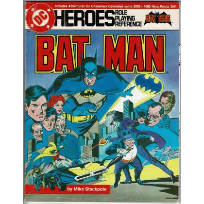 Batman - DC Heroes RPG (jdr de Mayfair Games en VO) 001