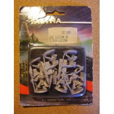 Orc Legion of Death - Legion (blister de figurines Fantasy Ral Partha)