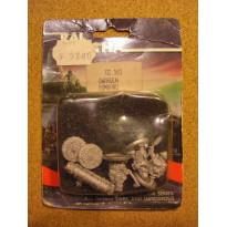 Dwarven Bombard (blister de figurines Fantasy Ral Partha) 001
