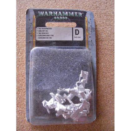 Cibleurs Tau (blister de figurines Warhammer 40,000) 001