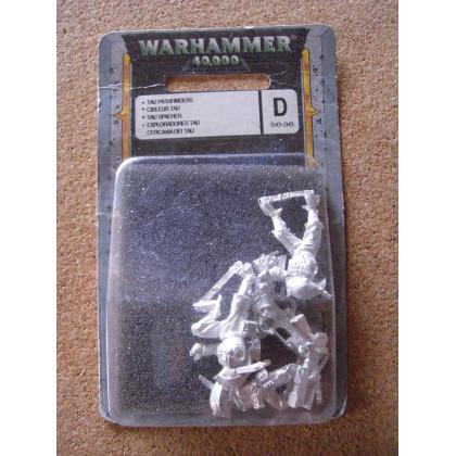 Cibleurs Tau (blister de figurines Warhammer 40,000) 004