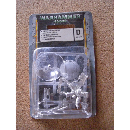 Cibleur Tau Shas'ui (blister de figurine Warhammer 40,000) 001