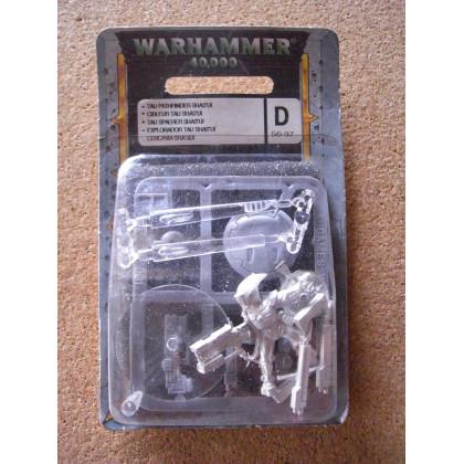 Cibleur Tau Shas'ui (blister de figurine Warhammer 40,000) 002