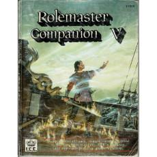 Rolemaster Companion V (jdr Rolemaster en VO)