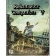 Rolemaster Companion V (jdr Rolemaster en VO) 001