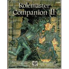Rolemaster Companion II (jdr Rolemaster en VO)