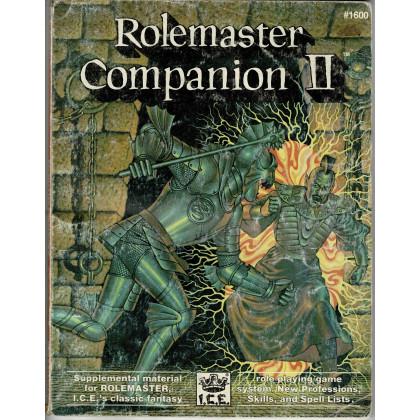 Rolemaster Companion II (jdr Rolemaster en VO) 002