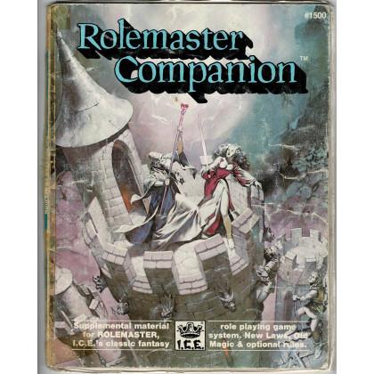 Rolemaster Companion (jdr Rolemaster en VO) 002