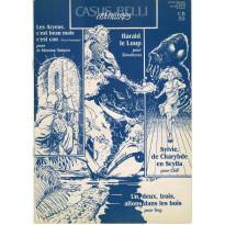 Casus Belli N° 59 - Encart de scénarios (premier magazine des jeux de simulation)