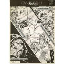 Casus Belli N° 64 - Encart de scénarios (premier magazine des jeux de simulation)