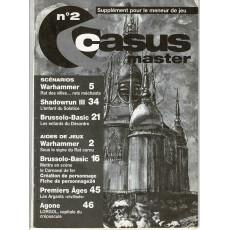 Casus Belli N° 2 - Encart de scénarios (magazine de jeux de rôle 2e édition)