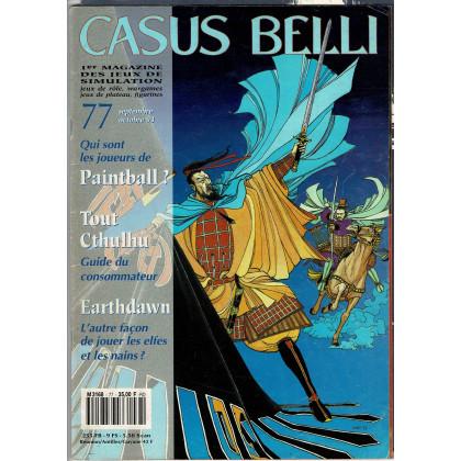 Casus Belli N° 77 (1er magazine des jeux de simulation) 009