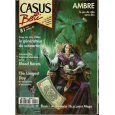 Casus Belli N° 81 (magazine de jeux de rôle)