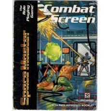 Space Master Combat Screen (jdr Rolemaster en VO)