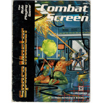 Space Master Combat Screen (jdr Rolemaster en VO)