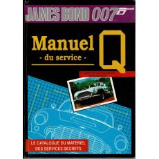 Manuel de Service Q (jdr James Bond 007 en VF)