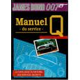 Manuel de Service Q (jdr James Bond 007 en VF) 006