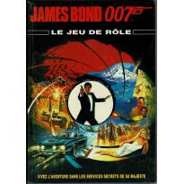 James Bond 007 - Le Jeu de rôle (jdr de Jeux Descartes en VF)