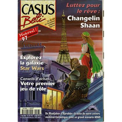 Casus Belli N° 97 (magazine de jeux de rôle) 010