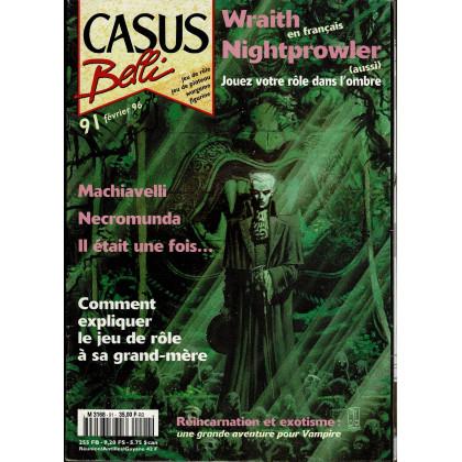 Casus Belli N° 91 (magazine de jeux de rôle) 008