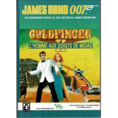 Goldfinger 2 - L'Homme aux Doigts de Midas (jdr James Bond 007 en VF)