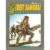 Street Samurai Catalog (jdr Shadowrun en VO) 001
