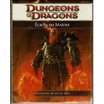 Ecran du Maître (jdr Dungeons & Dragons 4 en VF)