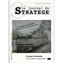 Le Journal du Stratège N° 70 (revue de jeux d'histoire & de wargames) 001