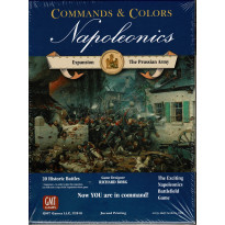 Commands & Colors Napoleonics - The Prussian Army (wargame GMT en VO)