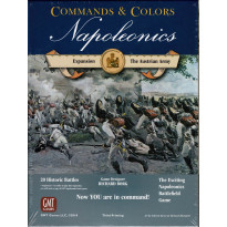 Commands & Colors Napoleonics - The Austrian Army (wargame GMT en VO) 001