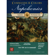 Commands & Colors Napoleonics - The Russian Army (wargame GMT en VO)