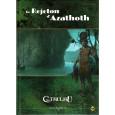 Le Rejeton d'Azathoth - Edition spéciale (jdr L'Appel de Cthulhu V6 en VF) 001